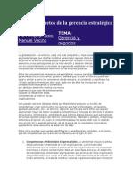 Lectura 1 Los Nuevos Retos de La Gerencia Estrategica (1)