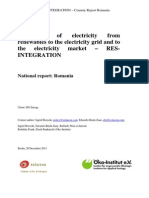 Romania - Res Integration National Study Nreap