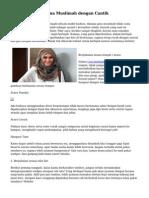 Tips Berbusana guna Muslimah dengan Cantik