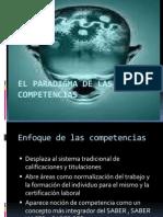 6. El Paradigma de Las Competencias