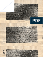 Svachchanda Tantra With Udyota Commentary 1846 Alm 8 Shlf 3 Devanagari - Kashmir Shaivism Part4
