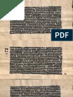 Svachchanda Tantra With Udyota Commentary 1846 Alm 8 Shlf 3 Devanagari - Kashmir Shaivism Part3