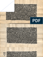 Svachchanda Tantra With Udyota Commentary 1846 Alm 8 Shlf 3 Devanagari - Kashmir Shaivism Part2