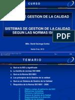 Modelo de Las Normas ISO 9000