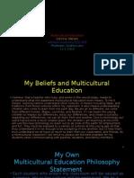 presentation1 multicultural education
