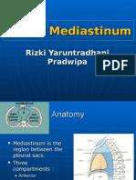 Mediastinal - Rizki