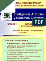 UNIDAD I - Introduccion a La IA