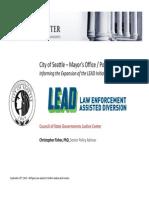 LEAD Expansion Data Presentation