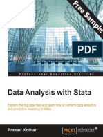 Data Analysis with STATA - Sample Chapter