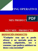 Mix Producto Cap IV