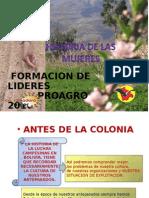 Historia de Las Mujeres - Proagro (1)