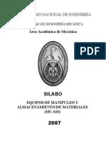 MC633EquiposdeManipulacionyAlmacenamientodeMateriales