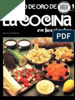 Libro de Oro de La Cocina 1