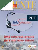 Especial Telesoluções - Parte Integrante da Revista ClienteSA edição 32 - Outubro 04