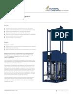Dual-Pot Sand Filter Type a (DSF-A)
