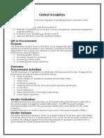 15.Quality Inforecord