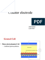 Dye Sensitized Solar Cells Presentation