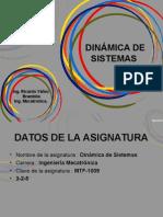 Dinamica de Sistemas Unidad 1