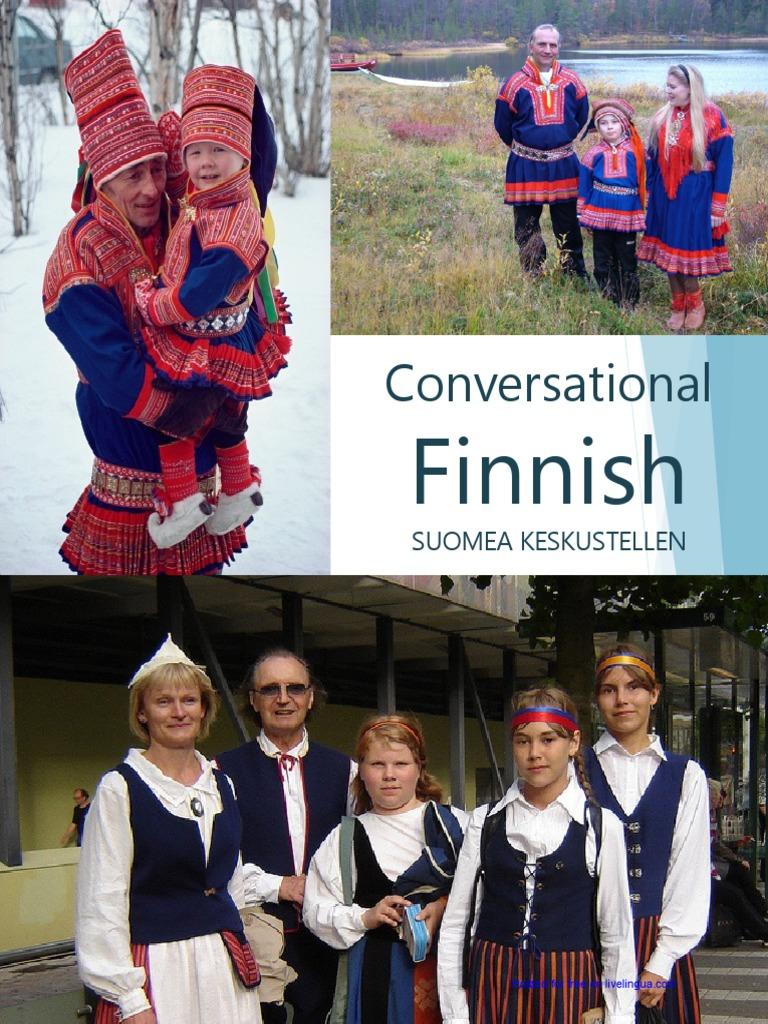 Conversational Finnish Textbook  76c9d7b758