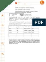 guia de participios irregulares sexto N°2