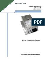 IC-100 CD Ignation