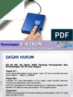 Paparan E-ktkln