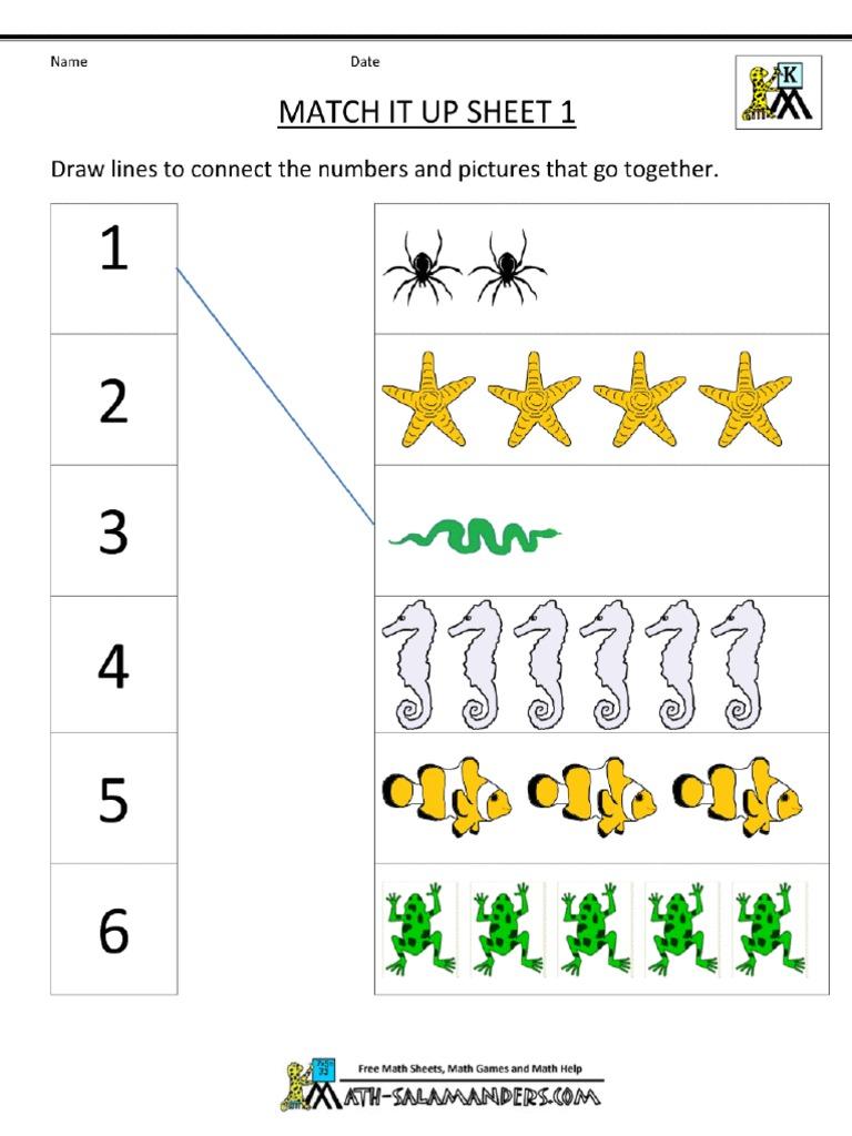 Maths Worksheets For Ukg Lkg Free download ukg worksheets