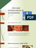 Autores Humanismo