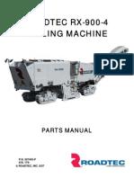 RX-900-4 Parts Manual  Rev. P SN 179-.pdf