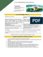 Reguli de Comportare În Caz de Inundaţie