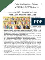 Comunità pastorale di Uggiate e Ronago