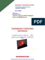 Clasec 10 Desastres Naturales y Prevencion