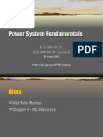 Power System Fundamental