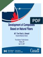 Presentation Naturalfiber