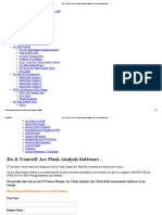 Do-It-Yourself P3 Arc Flash Analysis Software _ Arc Flash Engineering