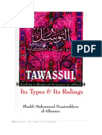 Tawassul - Its Types & Rulings