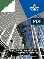 Plaquette FayatMetal