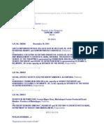 Greco Antonious Beda B. Belgica v. Hon. Executive Secretary Paquito N. Ochoa, G.R. No. 208566, 19 November 2013
