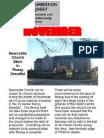 Newcastle Parish News Nov 2015