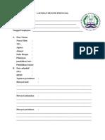 Format Resume Prenatal New