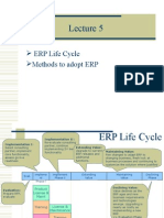 ERP Life Cycle , Methods to Adopt ERP