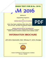 i It Jam 2016 Brochure