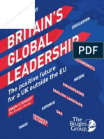 Britains Global Leadership