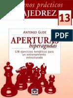Cuaderno Practico 13 - GUDE - Aperturas Hiperagudas