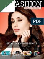 Fashion Central International November Magazine Issue 2015