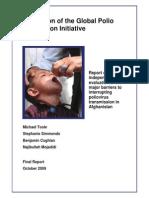 Polio Evaluation AFG