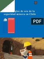 Reglas de Oro de La Seguridad Minera en Chile