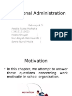 Educational Administration