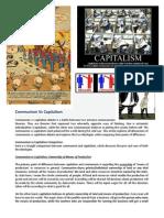 Communism Capitalishaham Pro Con