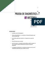 Diagnostico Marzo Historia 2basico 2014